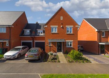 Thumbnail 3 bed semi-detached house for sale in Sherwood Way, Epsom