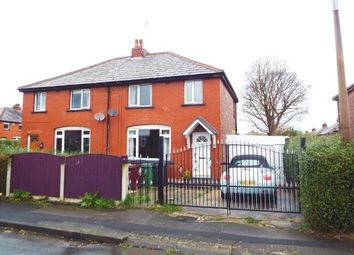 Thumbnail 3 bed semi-detached house for sale in Melville Road, Kearsley, Bolton, Greater Manchester