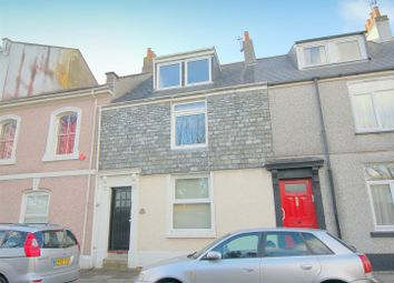 Thumbnail 2 bedroom terraced house for sale in Providence Place, Stoke, Plymouth