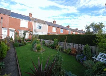 Thumbnail 2 bed terraced house for sale in St. Andrews Terrace, Ashington