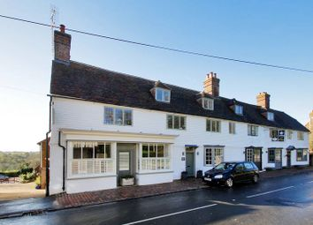 Thumbnail 3 bed property for sale in The High Street, Brenchley