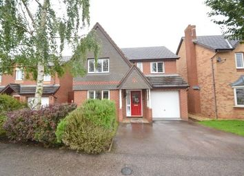 Thumbnail 4 bed detached house to rent in Varley Close, Wellingborough