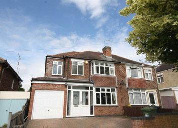 Thumbnail 4 bed semi-detached house to rent in Braemar Road, Leamington Spa