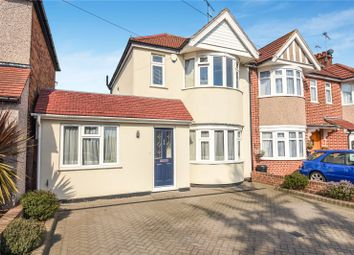 Thumbnail 4 bed end terrace house for sale in Ashburton Road, Ruislip, Middlesex