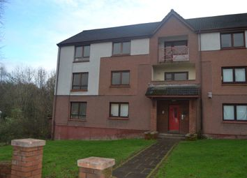 Thumbnail 2 bed flat to rent in Dalriada Crescent, Forgewood, North Lanarkshire