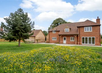 Preston Crowmarsh, Wallingford, Oxfordshire OX10. 5 bed detached house