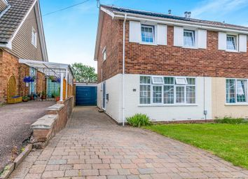 Thumbnail 3 bed semi-detached house for sale in Aintree Road, Northampton