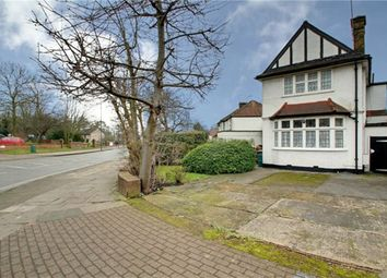 Thumbnail 3 bed semi-detached house for sale in Queens Walk, London