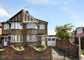 Thumbnail 3 bed end terrace house for sale in Homefield Gardens, Mitcham