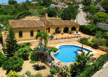 Thumbnail 4 bed country house for sale in Alcazar, Benitachell, Spain