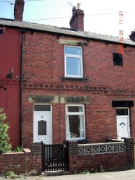 Thumbnail 1 bed terraced house to rent in Cresswell Street, Barnsley