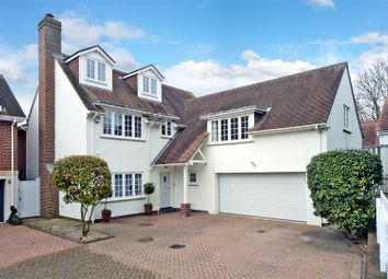 Thumbnail 5 bed detached house for sale in Read Close, Thames Ditton