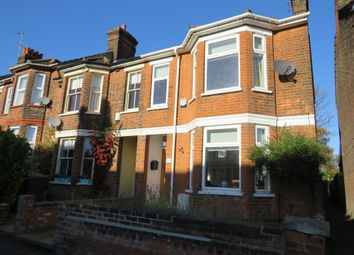 Thumbnail 3 bedroom end terrace house for sale in Philip Road, Ipswich
