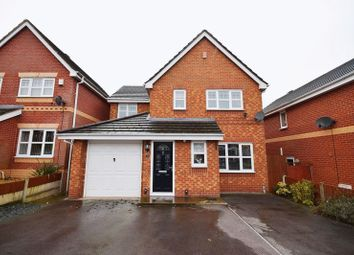 Thumbnail 4 bedroom detached house for sale in Row Moor Way, Norton, Stoke-On-Trent
