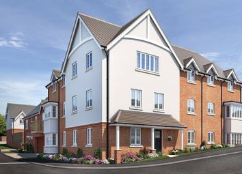 "Thumbnail 2 bedroom flat for sale in ""Ground Floor Apartment"" at Cypress Road, Rugby"