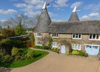 Thumbnail 5 bed property for sale in Munday Oast, Pluckley, Ashford