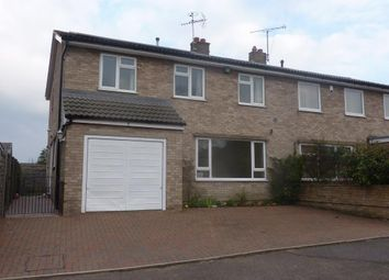 Thumbnail 4 bed semi-detached house to rent in Thoroughfare Way, Littleport