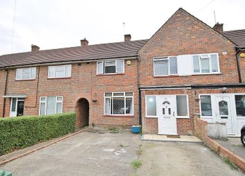 Thumbnail 4 bed terraced house for sale in Gateshead Road, Borehamwood
