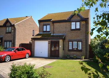 Thumbnail 4 bed detached house for sale in Leonard Road, Greatstone, New Romney