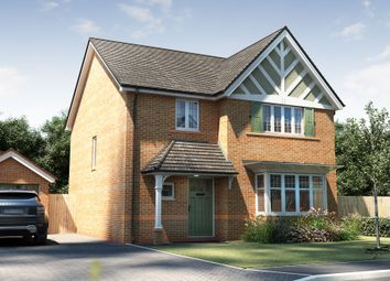 "Thumbnail 4 bed detached house for sale in ""The Wyatt"" at Omega Boulevard, Warrington"