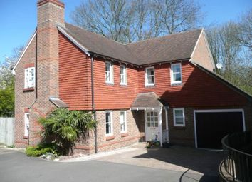 Thumbnail 4 bed detached house to rent in Shaw Close, Maidstone