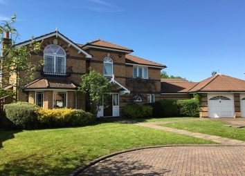 Thumbnail 4 bed property to rent in Wolverton Drive, Wilmslow