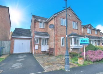3 bed detached house for sale in Wester-Moor Drive, Roundswell, Barnstaple EX31