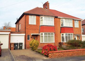 Thumbnail 3 bedroom semi-detached house to rent in Spring Gardens, North Shields