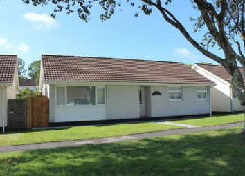 Thumbnail 3 bed detached bungalow for sale in Shelley Road, Boscoppa, St. Austell