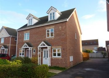 Thumbnail 3 bed property to rent in Redwood Avenue, Sleaford, Lincs