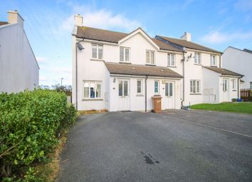 Thumbnail 3 bed terraced house for sale in Ballanoa Meadow, Santon, Isle Of Man