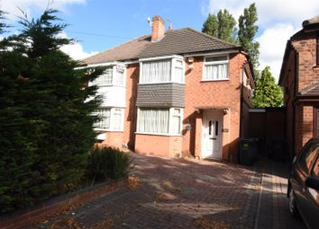 3 bed semi-detached house for sale in Hodge Hill Road, Hodge Hill, Birmingham B34