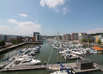 Thumbnail 2 bed flat for sale in Newfoundland Way, Portishead, North Somerset