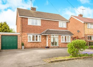 Thumbnail 4 bedroom detached house for sale in The Lawns, Rolleston-On-Dove, Burton-On-Trent