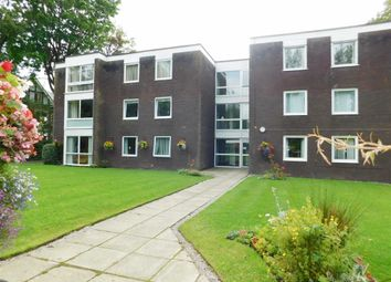 Thumbnail 2 bedroom flat for sale in Fircroft Court, Bramhall Lane, Stockport