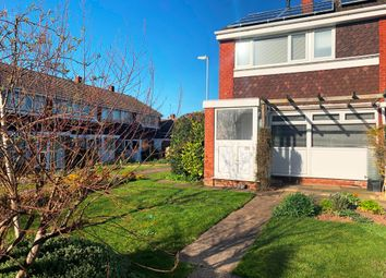 Thumbnail 3 bed property to rent in Little Barrow Walk, Lichfield