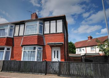 Thumbnail 2 bedroom semi-detached house for sale in Thompson Street, Blyth