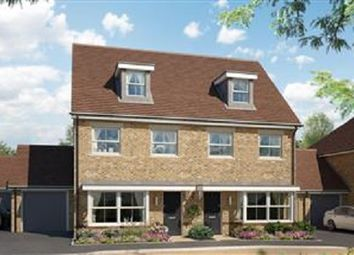 Thumbnail 3 bed terraced house for sale in Old Guildford Road, Broadbridge Heath, West Sussex