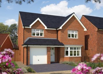 "Thumbnail 4 bedroom detached house for sale in ""The Haddon"" at Station Road, Long Buckby, Northampton"