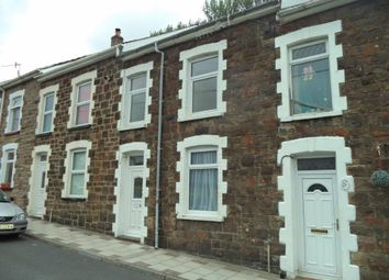 Thumbnail 3 bed terraced house for sale in Excelsior Street, Waunlwyd, Ebbw Vale