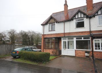 Thumbnail 2 bed terraced house for sale in Lugtrout Lane, Catherine-De-Barnes, Solihull