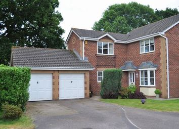 Thumbnail 4 bed detached house for sale in Victoria Close, Willand, Cullompton