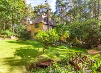 4 bed detached house for sale in Dukes Covert, Bagshot, Surrey GU19