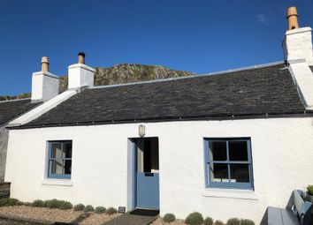 Thumbnail 1 bed end terrace house for sale in 17 Ellenabeich, By Oban