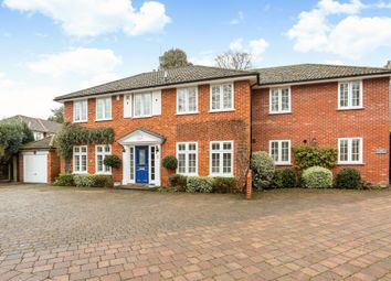 Thumbnail 6 bed detached house for sale in The Poplars, Ascot