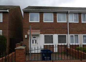 3 bed semi-detached house for sale in Antrim Close, Newcastle Upon Tyne, Tyne And Wear NE5
