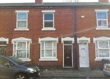 Thumbnail 2 bed terraced house to rent in Dalkeith Street, Walsall