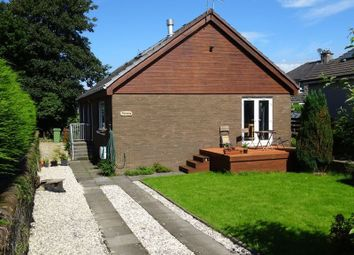 Thumbnail 5 bed detached bungalow for sale in Silvertonhill Lane, Smollet Road, Dumbarton