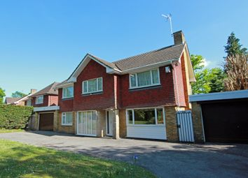 Thumbnail 4 bedroom detached house to rent in Birch Grove, Kingswood, Tadworth
