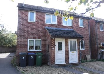 Thumbnail 2 bed semi-detached house to rent in Elliott Place, Melksham
